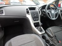 VAUXHALL ASTRA 1.4 Excite 5dr Hatch