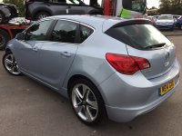 VAUXHALL ASTRA 1.6 Le 5dr 149 0% Hp