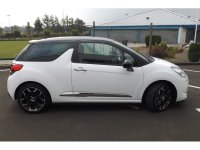 Citroen DS3 1.6 VTi 120hp DStyle Plus