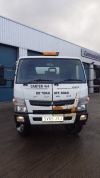 FUSO CANTER 6C18 38