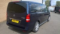 Mercedes-Benz Vito 116 BLUETEC SPORT Crew Van Long