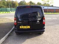 Citroen Berlingo 850 LX L1 HDI