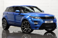 Land Rover Range Rover Evoque 2.2 SD4 Overfinch