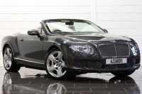 Bentley Continental GTC 6.0 W12 Mulliner Auto
