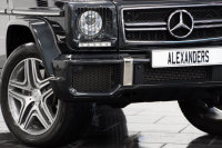Mercedes-Benz G Class G63 AMG 5.5 V8 Bi Turbo Auto