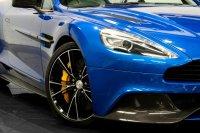 Aston Martin Vanquish 5.9 V12 Touchtronic