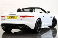 Jaguar F-TYPE 5.0 V8 S Convertible Quickshift