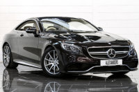 Mercedes-Benz S Class S63 AMG 5.5 V8 Bi Turbo Coupe Auto