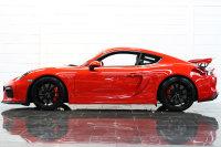 Porsche Cayman 3.8 GT4 981