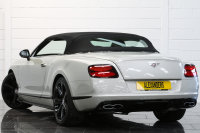 Bentley Continental GTC 4.0 V8 S Concours Series Black Auto