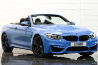 BMW M4 Convertible 3.0T DCT