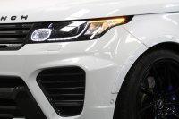 Land Rover Range Rover Sport 5.0 V8 SVR Overfinch Auto