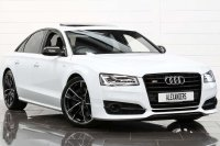 Audi S8 Plus 4.0 TFSI Quattro Tip Auto
