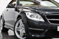 Mercedes-Benz CL CL 63 AMG Bi-Turbo Auto