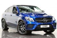 Mercedes-Benz Gle Coupe GLE 350d 4Matic AMG Line Premium Plus Auto