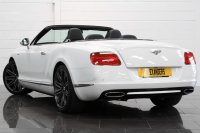 Bentley Continental GTC 6.0 W12 [635] Speed Auto