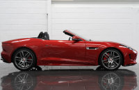 Jaguar F-TYPE R 5.0 V8 Supercharged Convertible AWD Quickshift