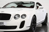 Bentley Continental GT 6.0 W12 [700] Supersports 2dr Auto