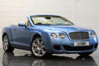 Bentley Continental GTC 6.0 W12 Auto