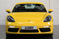 Porsche Cayman 718 2.5 S PDK