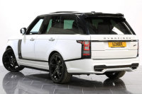 Land Rover Range Rover 5.0 V8 Supercharged Autobiography Auto