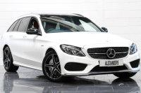Mercedes-Benz C Class C43 4Matic Premium Plus Auto