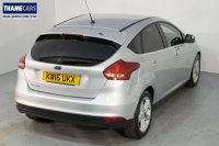 Ford Focus 1.5 TDCi 120ps Titanium With Sat Nav, Upgraded Alloy Wheels and Privacy Glass