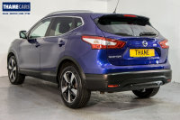 Nissan Qashqai 1.5 DCI N-Connecta with Sat Nav, Parking Camera, Bluetooth, Panoramic Roof