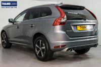 Volvo XC60 2.4 D5 220ps R-Design Lux Nav WIth Sat Nav, Dual Zone Climate Control, Bluetooth, Auto Lights & Wipers And Winter Pack