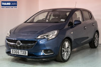 Vauxhall Corsa 1.4 90ps Elite With Climate Control, Rear Camera And Heated Seats And Steering Wheel