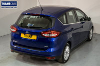 Ford C-MAX 1.0 Ecoboost 125ps Zetec With Air Con, Bluetooth And Heated Front Screen