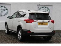 Toyota Rav-4 2.0 D-4D Invincible AWD