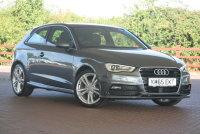 Audi A3 1.4 TFSI 150 S Line 3dr S Tronic [Nav]