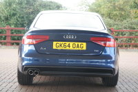 Audi A4 2.0 TDI 177 Black Edition 4dr Multitronic