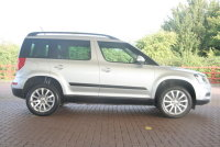 skoda Yeti Outdoor 2.0 TDI CR SE 5dr