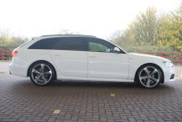 Audi A6 2.0 TDI Ultra Black Edition 5dr