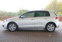 Volkswagen Golf 2.0 TDi 140 Match 5dr DSG