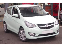 VAUXHALL VIVA 1.0 5DRS SE, AIR CON, FULL ELECTRICS, DELIVERY MILES, 17 REG