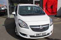 VAUXHALL MERIVA 1.4 16 LIFE, 5 FLEX DOORS, AIR CON, ALLOY WHEELS, BLUE TOOTH, TOP SPEC CAR, DELIVERY MILES, CHOICE OF COLOURS. 17 REG