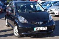 Toyota Aygo BLACK VVT-I