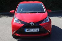 Toyota Aygo VVT-I X-PLAY X-SHIFT
