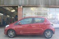 Toyota Yaris VVT-I ICON PLUS
