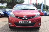 Toyota Yaris VVT-I TREND