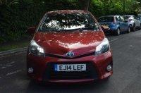 Toyota Yaris HYBRID ICON PLUS