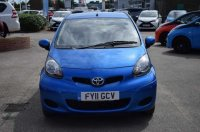 Toyota Aygo VVT-I BLUE