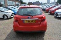 Toyota Yaris HYBRID EXCEL