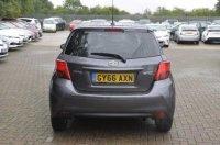 Toyota Yaris VVT-I ICON TSS