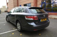 Toyota Avensis VALVEMATIC T2