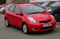 Toyota Yaris T SPIRIT MM VVT-I