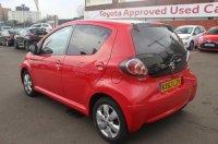 Toyota Aygo VVT-I MOVE WITH STYLE